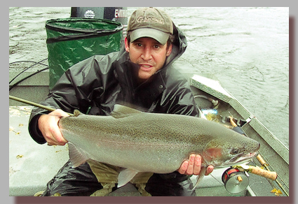 Spey Casting Instructor Peter Humphreys